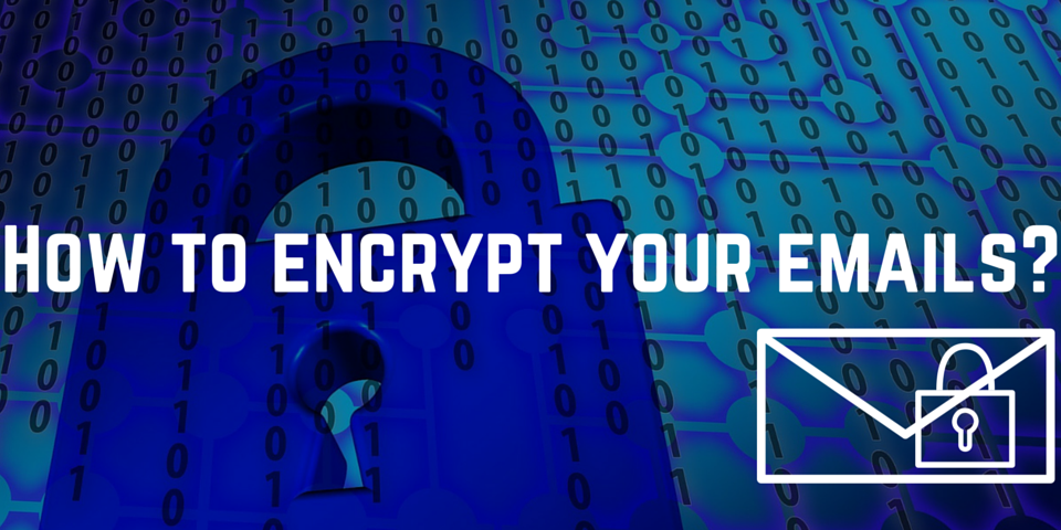 Email Encryption using Mail1Click