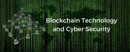 Blockchain Technology and Cyber Security